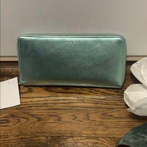 COPY - LODIS Wallet lime green